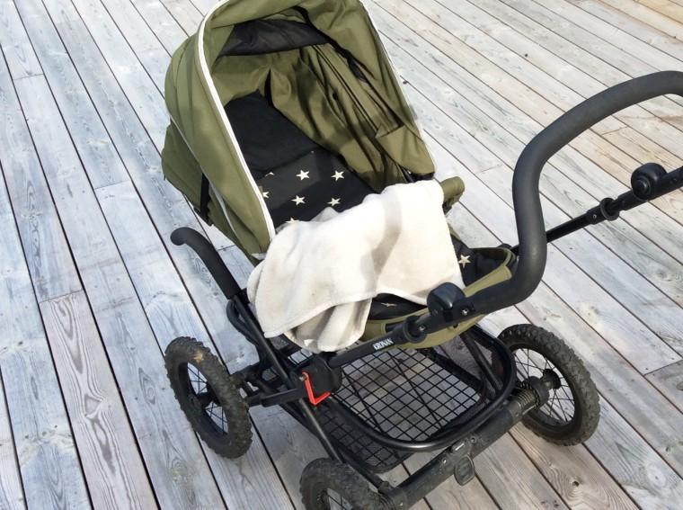 egensydd dyna barnvagn