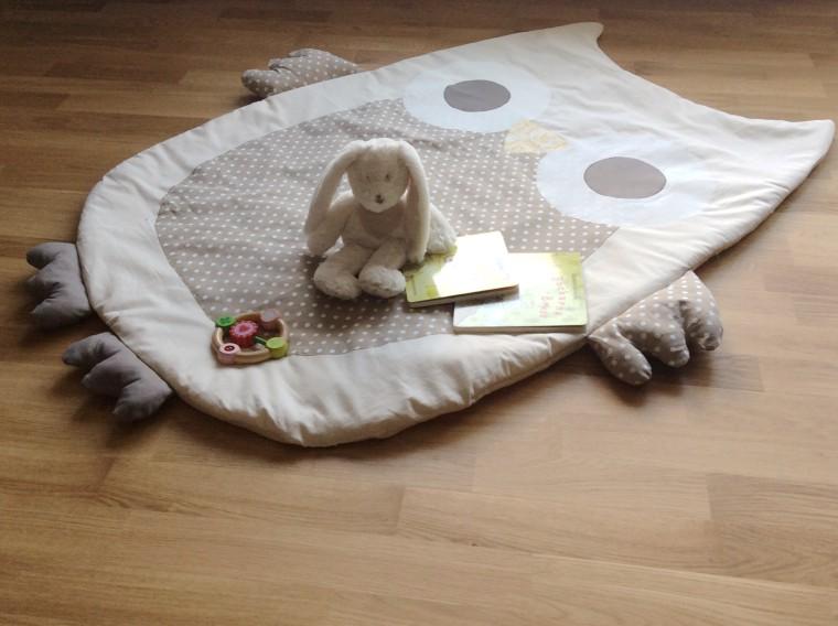 Lekmatta bebis mjuk matta